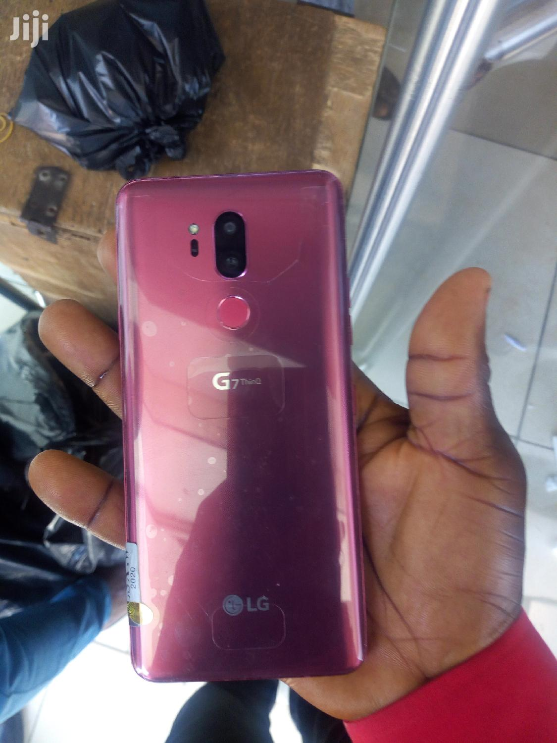 New LG G7 ThinQ 64 GB | Mobile Phones for sale in Kokomlemle, Greater Accra, Ghana