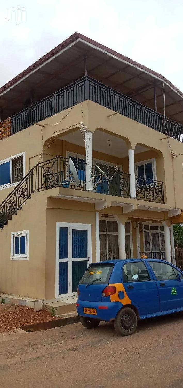 Single Room Self Contain For Rent At Adjiringanor