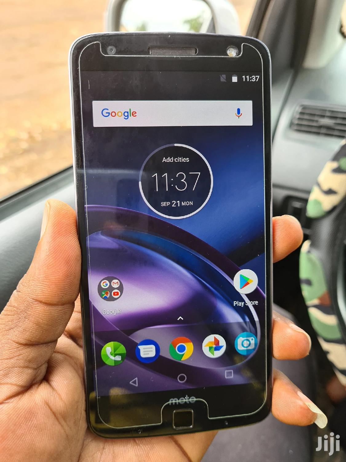 Motorola Moto Z 32 GB Black | Mobile Phones for sale in Kwashieman, Greater Accra, Ghana