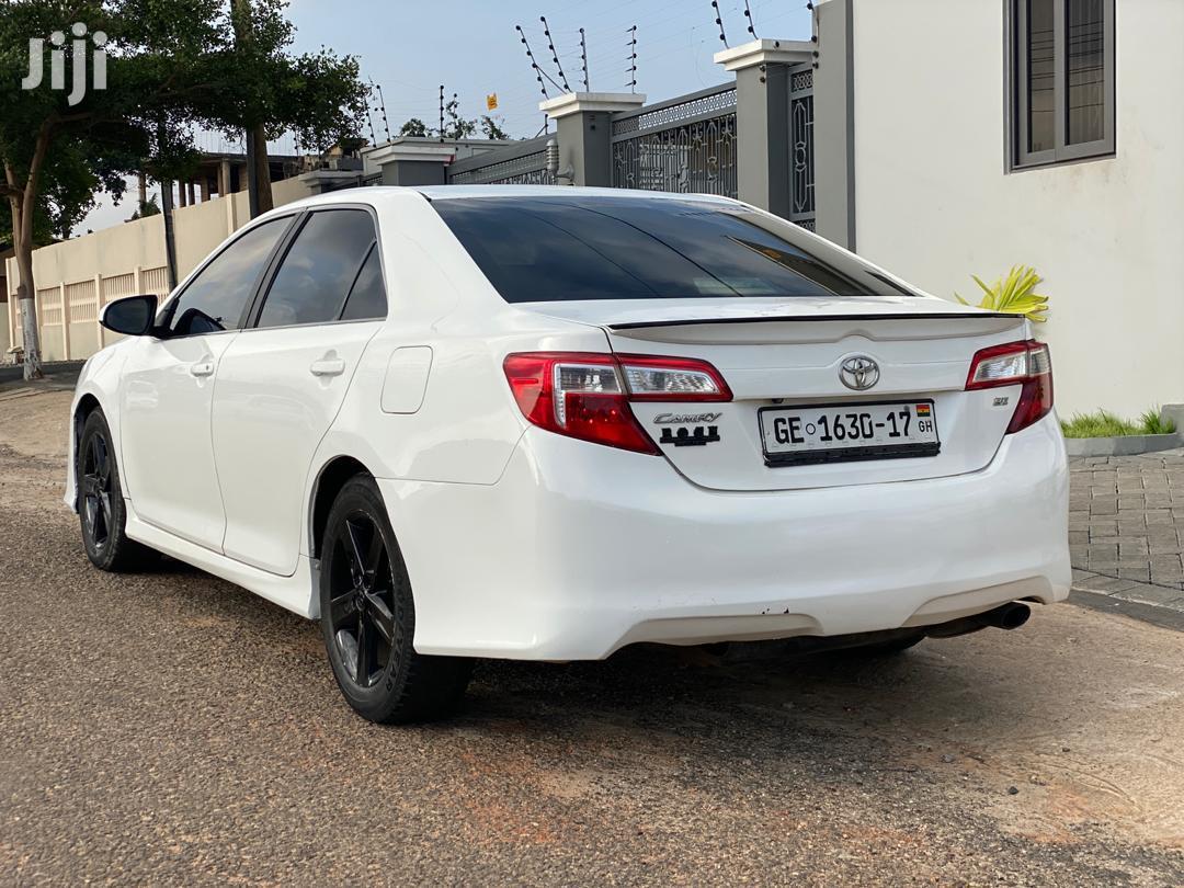 Toyota Camry 2014 White | Cars for sale in Awutu Senya East Municipal, Central Region, Ghana