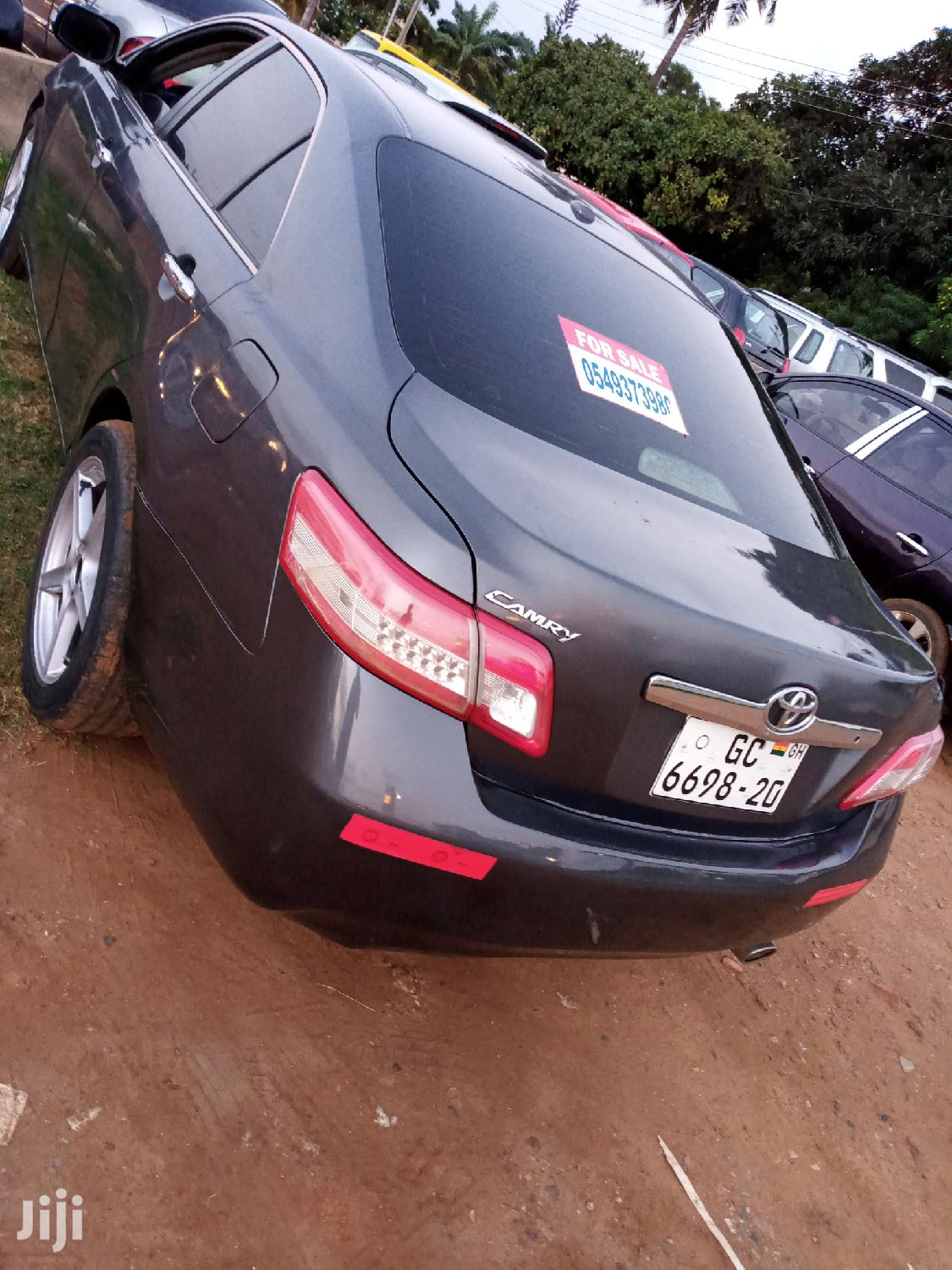 Toyota Camry 2009 Gray | Cars for sale in Nungua East, Greater Accra, Ghana