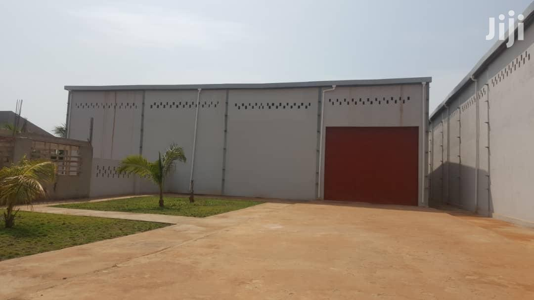 Warehouse for Sale at Spintex