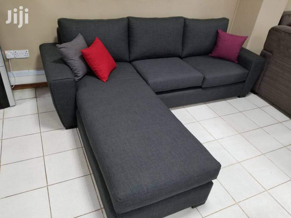 Archive: L-Shaped 3 in One Sofa.