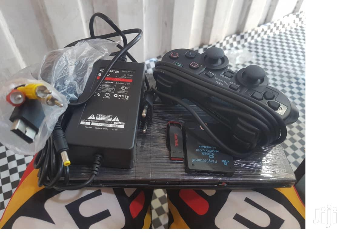 Good Ps2 Game Set | Video Game Consoles for sale in East Legon, Greater Accra, Ghana