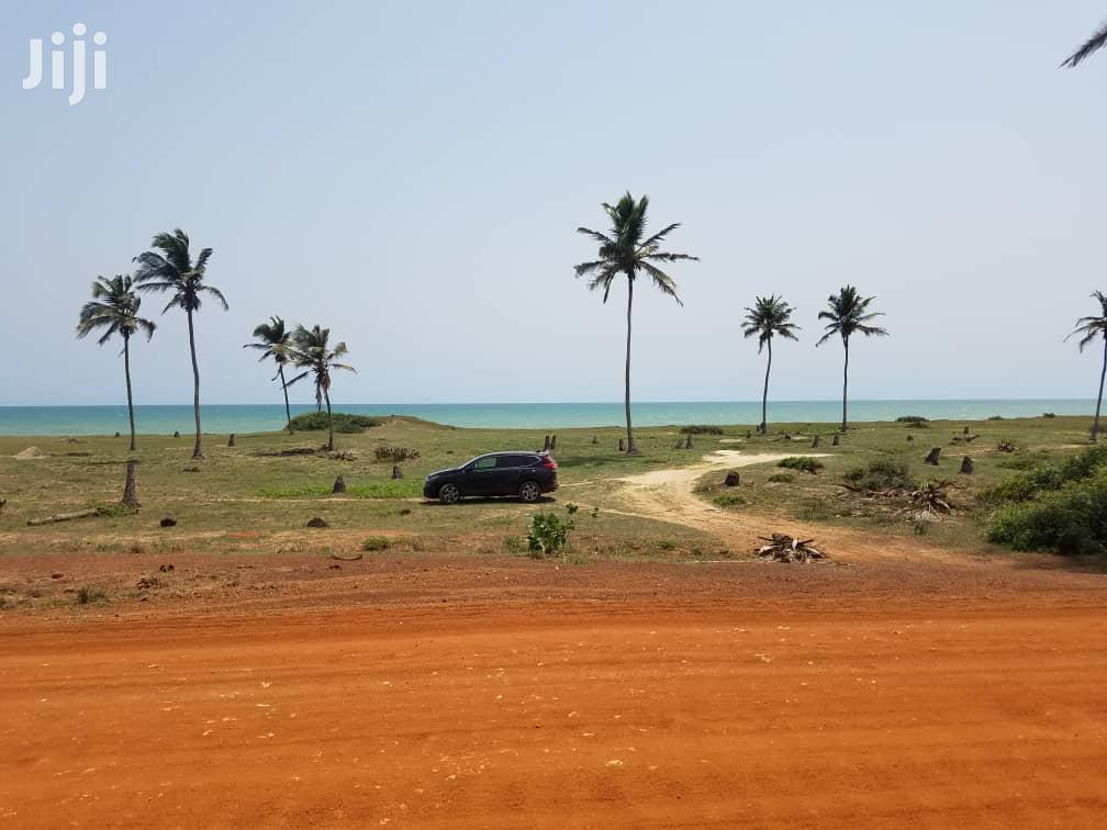36 Acres Beachfront Land at Ningo