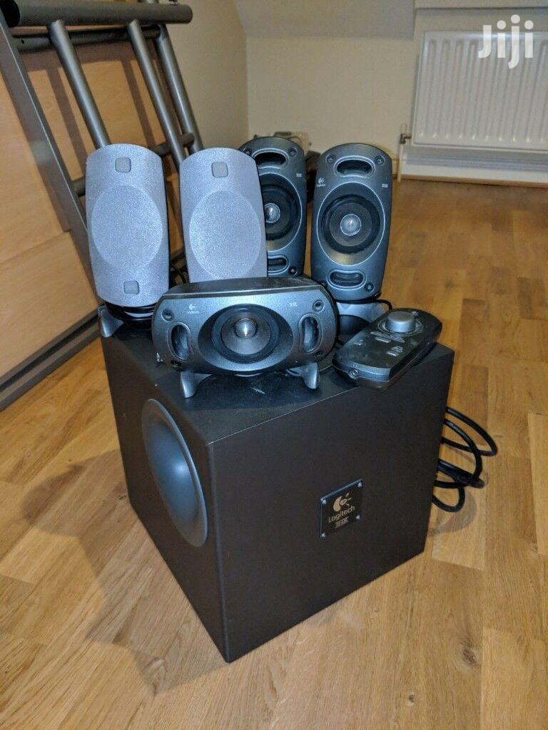 Archive: Logitech Z-5300 5.1-Channel Surround Speaker System