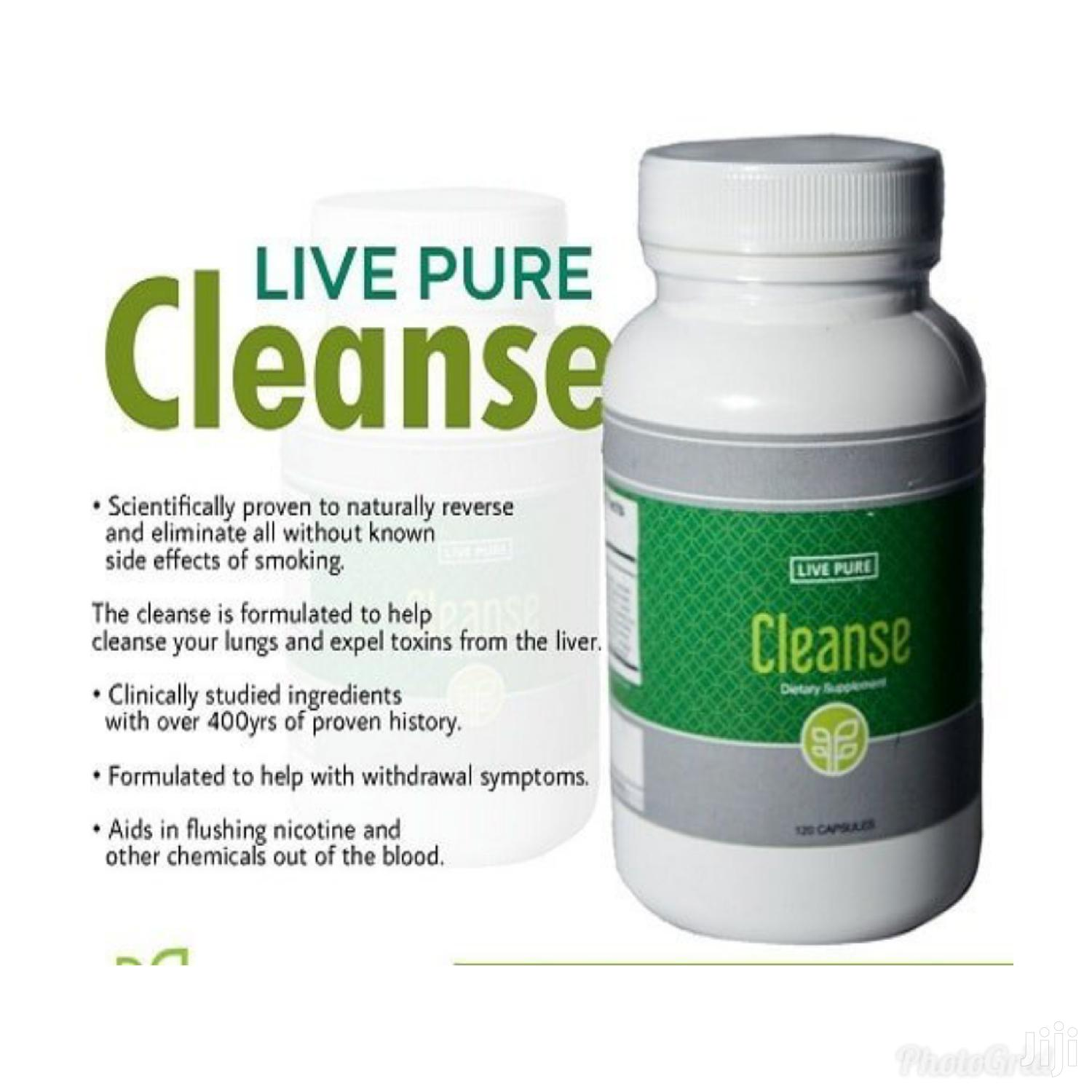 Live Pure Cleanse.Detox and Tummy Trimer.