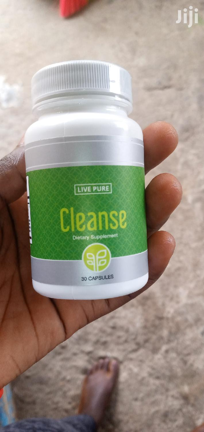Live Pure Cleanse.Detox and Tummy Trimer. | Vitamins & Supplements for sale in Ga East Municipal, Greater Accra, Ghana