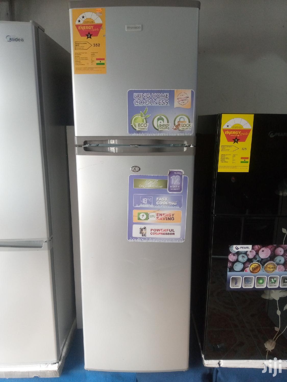 Nasco Top Freezer Fridge(180ltrs)