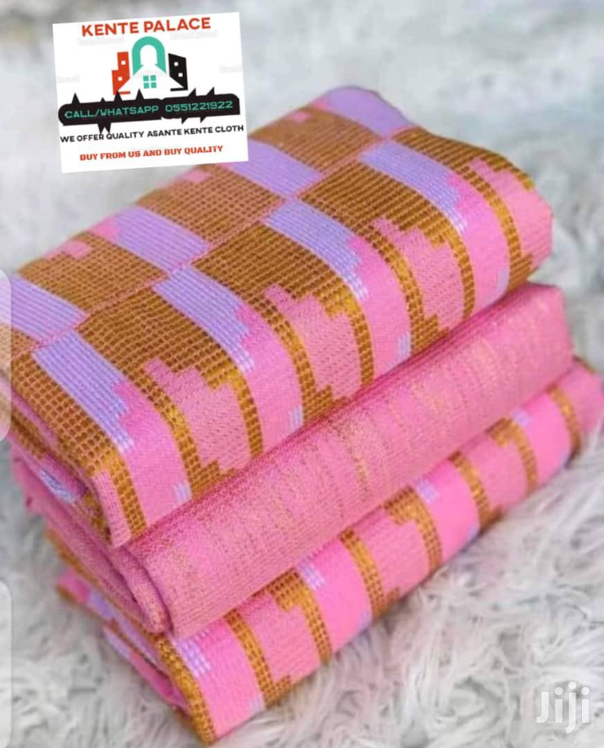 Archive: Quality Kente Cloth