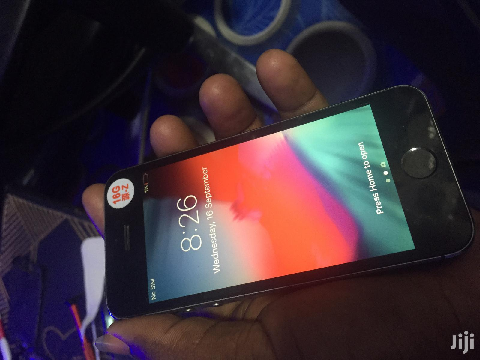 Apple iPhone 5s 16 GB Gray   Mobile Phones for sale in Accra Metropolitan, Greater Accra, Ghana