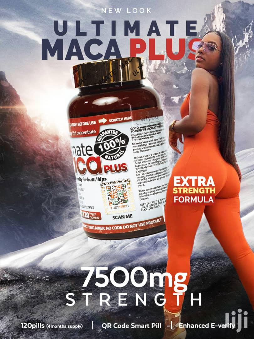 Ultimate Maca, Pills, Cream And Oil Serum | Sexual Wellness for sale in East Legon, Greater Accra, Ghana