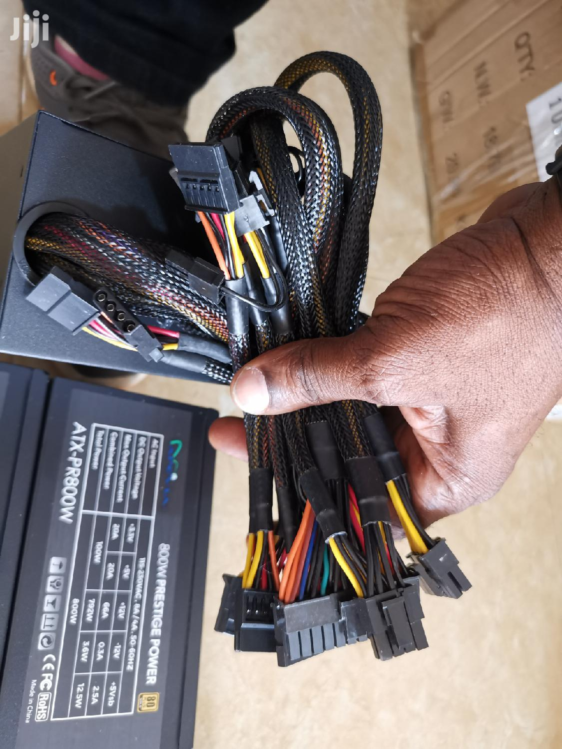 Apevia Power Supply 800watt | Computer Hardware for sale in Adenta Municipal, Greater Accra, Ghana