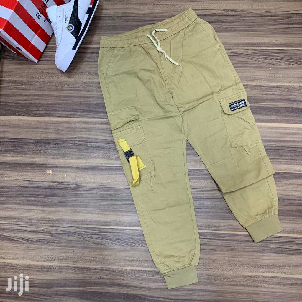 Side Pocket Joggers | Clothing for sale in Adabraka, Greater Accra, Ghana