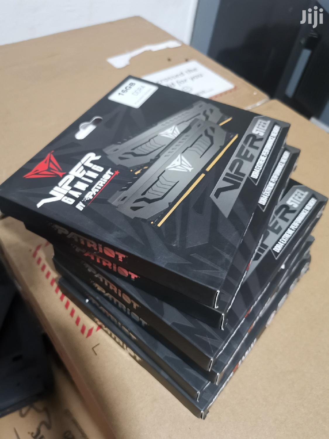 Viper Ddr4 16gb Rams