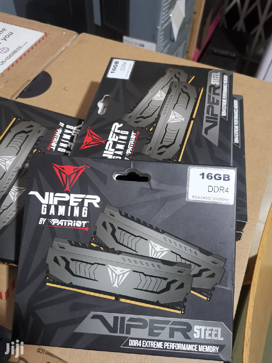 Viper Ddr4 16gb Rams | Computer Hardware for sale in Adenta Municipal, Greater Accra, Ghana