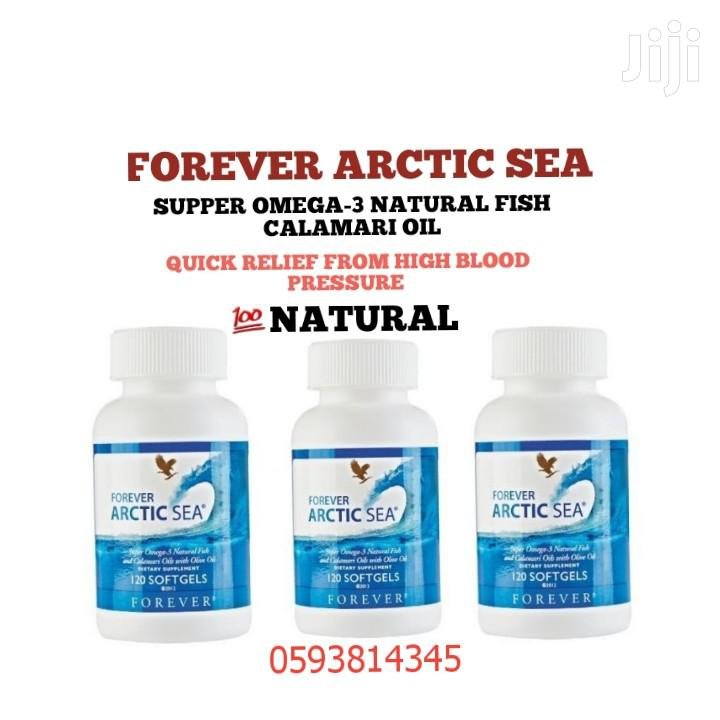 Forever Artic Sea (Relief High Blood Pressure)