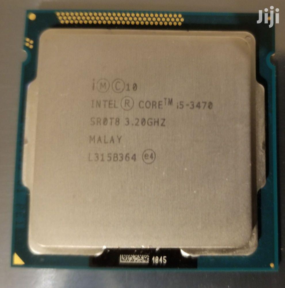 Archive: Core I5 3rd Gen Processor