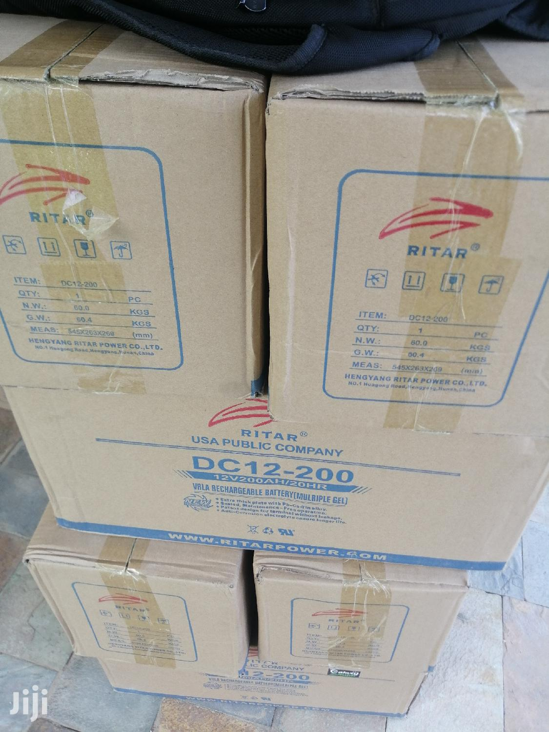 12v 200ah Solar Battery | Solar Energy for sale in Accra Metropolitan, Greater Accra, Ghana