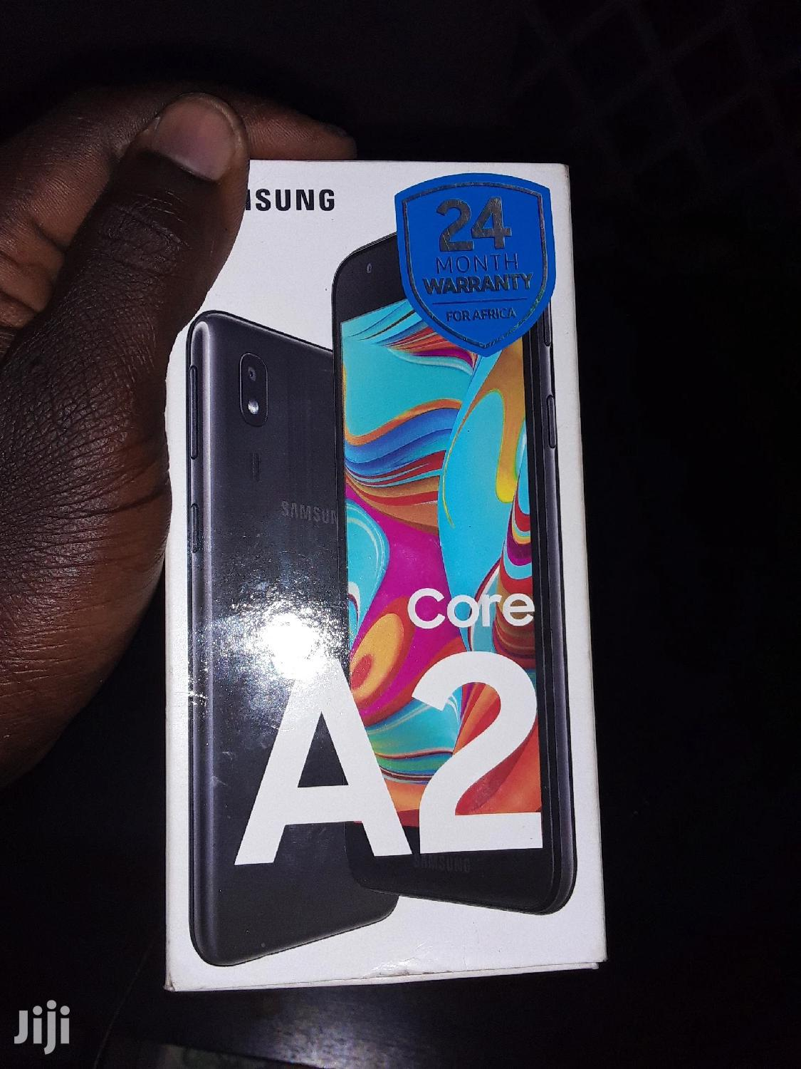 New Samsung Galaxy A2 Core 8 GB Blue