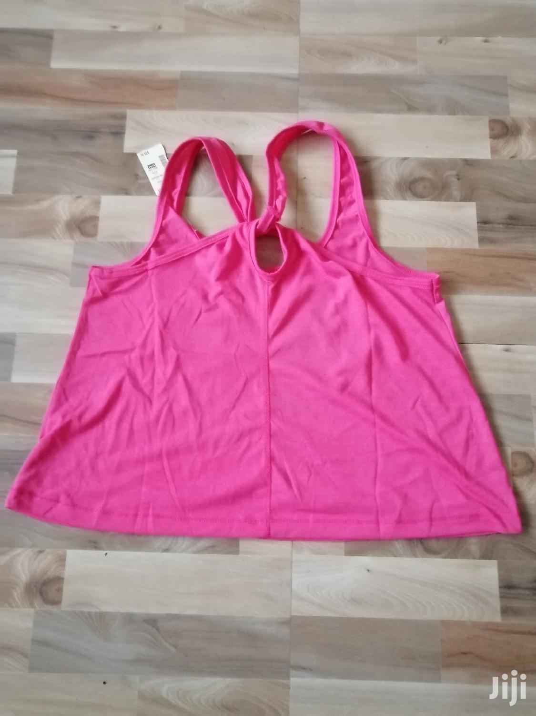 Pink Crop Top | Clothing for sale in Lartebiokorshie, Greater Accra, Ghana
