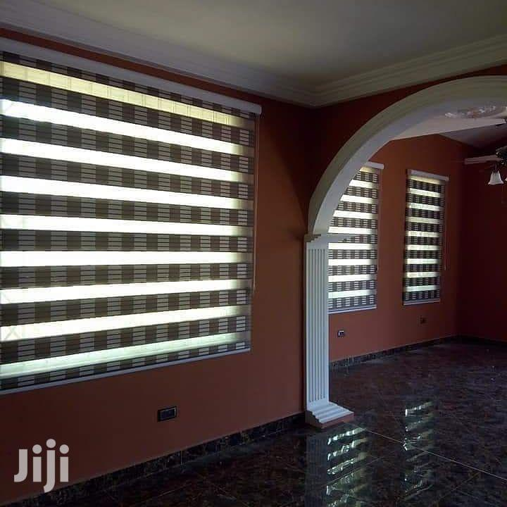 Classy Window Blinds Perfect For Homes,Offices,Churches,Etc | Windows for sale in North Ridge, Greater Accra, Ghana