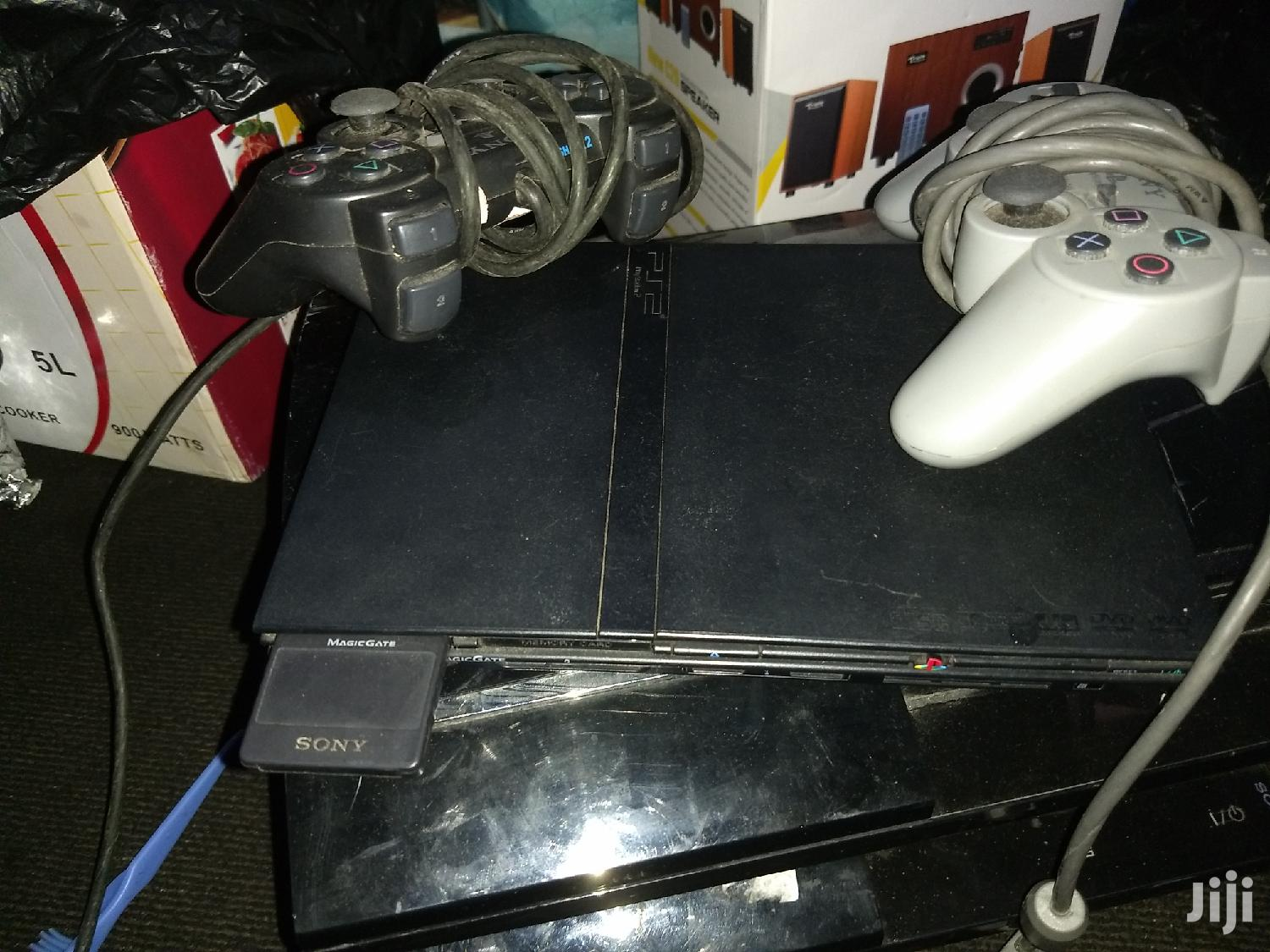 Archive: Neat Ps 2. With Complete Accessories