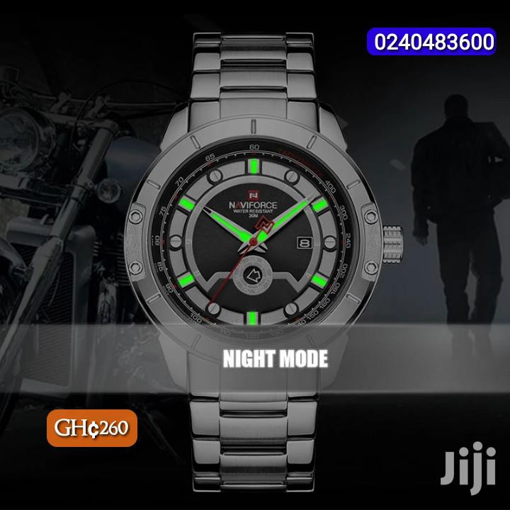 Archive: Naviforce Chain Watch