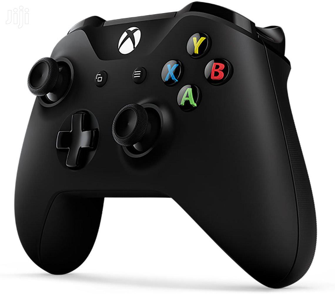 Xbox One S Controller_black