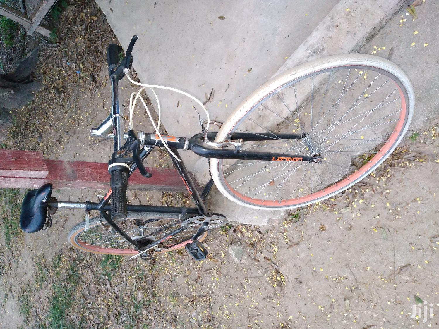 Archive: Racer Bicycle