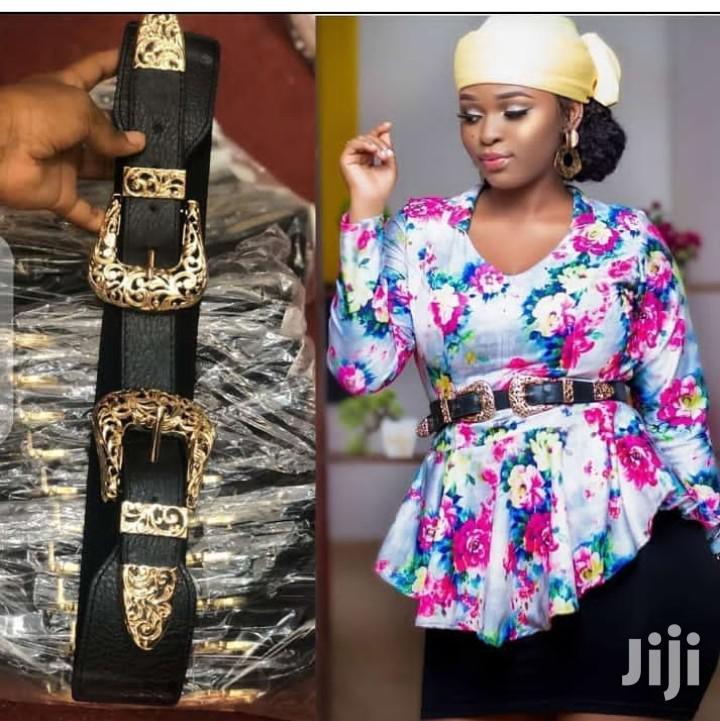 Ladies Unique Belts
