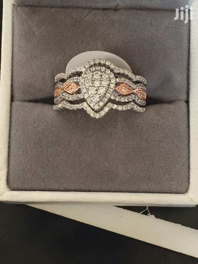 Lifetime Guarantee 3 Pieces 925 Sterling Silver Wedding