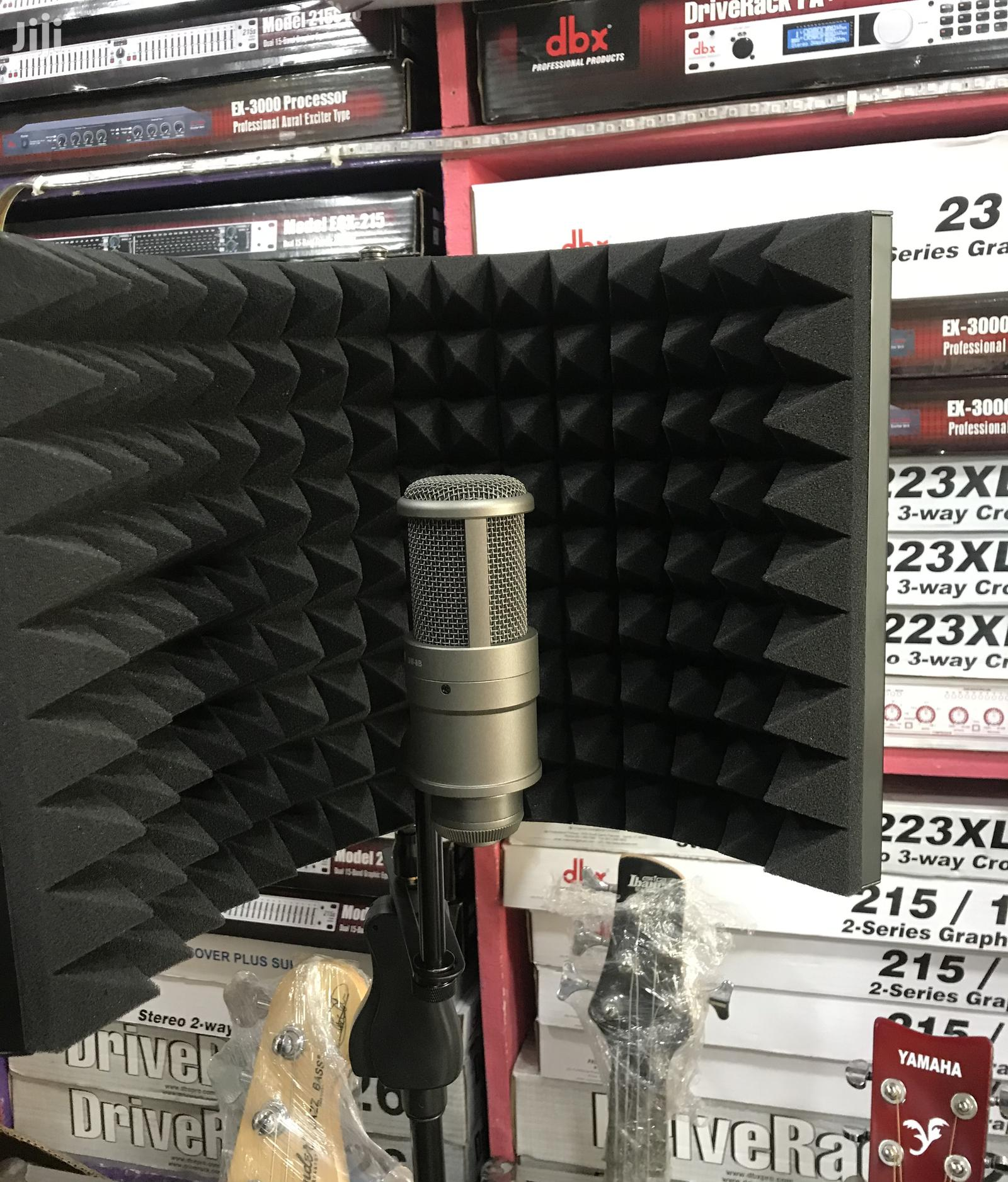 Takster Sm8b Studio Microphone With Vocal Booth
