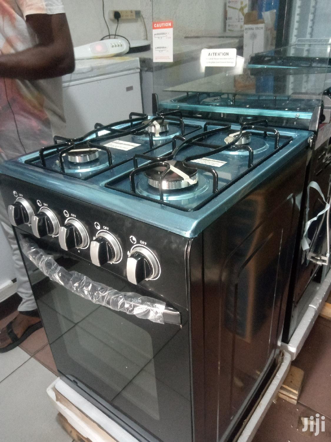 Gas Cooker Oven(Legacy 50x50)