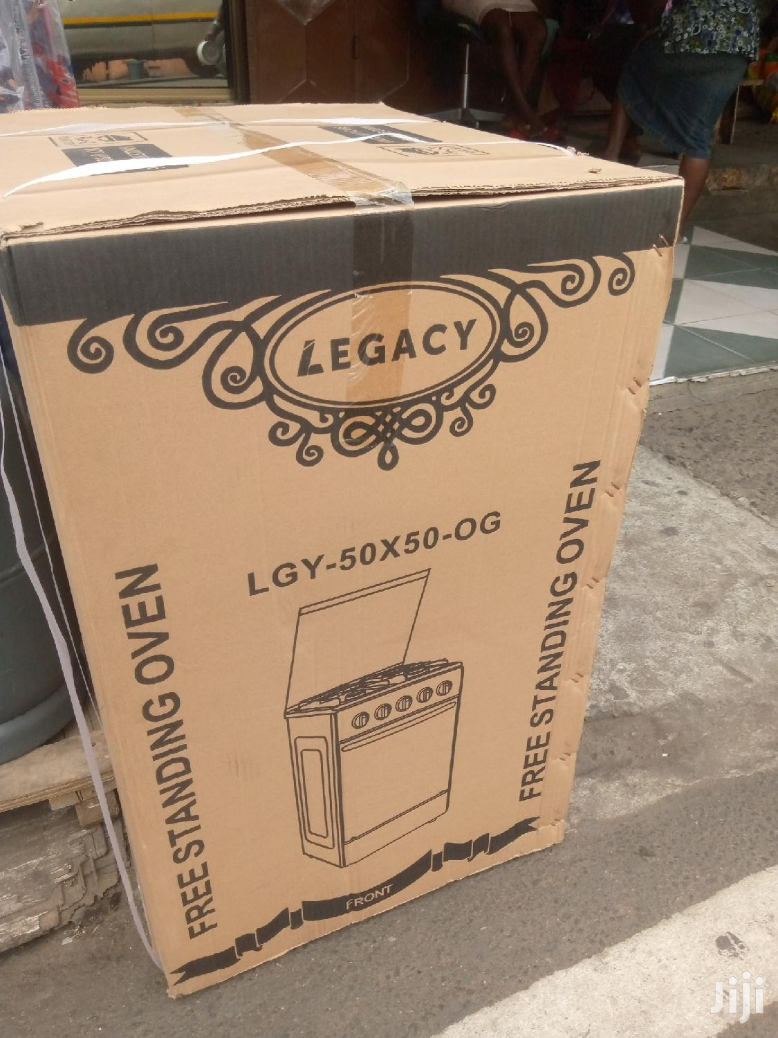 Gas Cooker Oven(Legacy 50x50) | Kitchen Appliances for sale in Accra Metropolitan, Greater Accra, Ghana