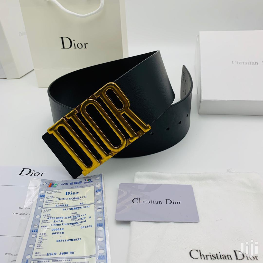 Archive: Quality Dior Belts