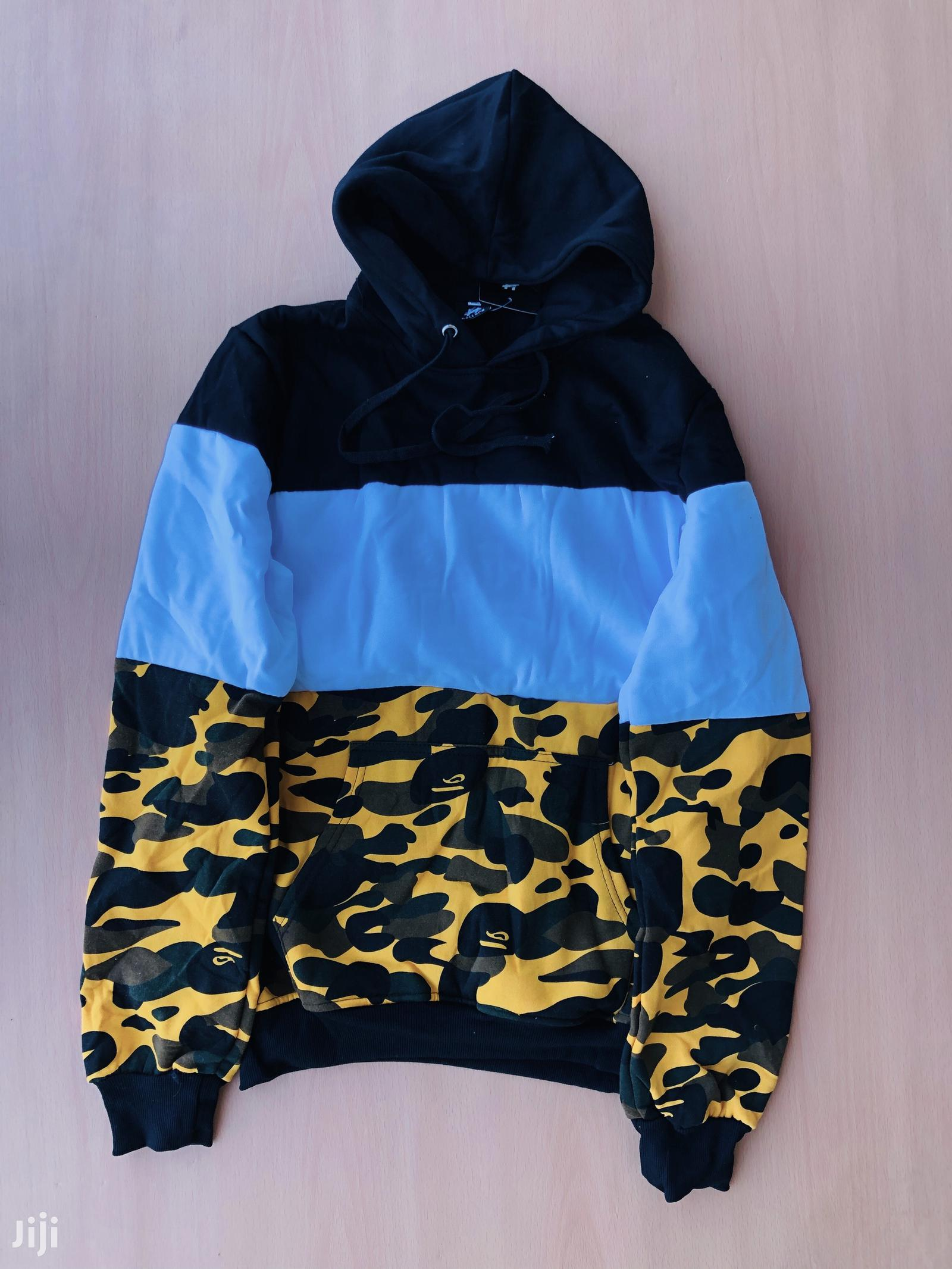 Quality Bape Hoodies Available In Sizes | Clothing for sale in Accra Metropolitan, Greater Accra, Ghana
