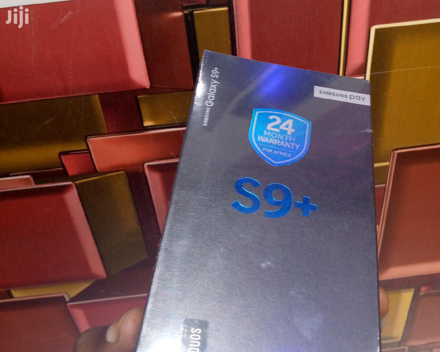 Archive: New Samsung Galaxy S9 Plus 64 GB Black