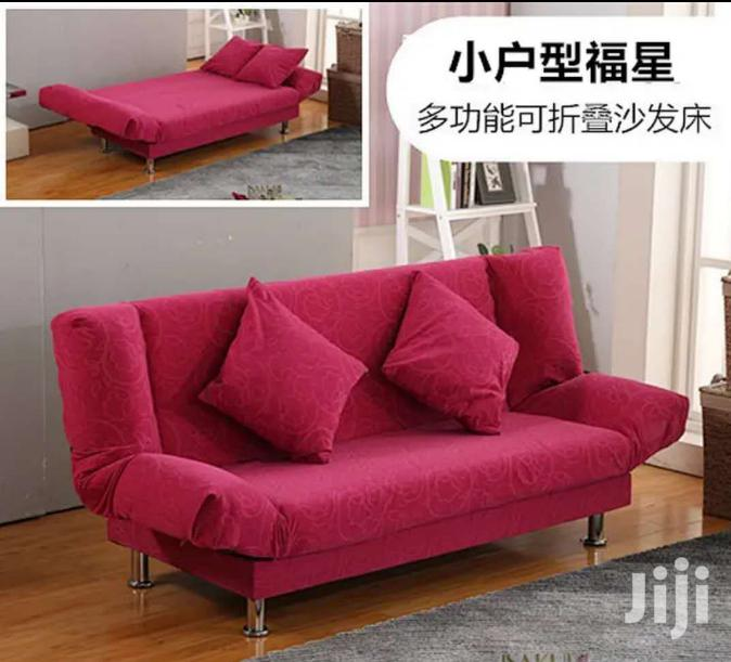 Archive: Comfortable Ruby Sofa