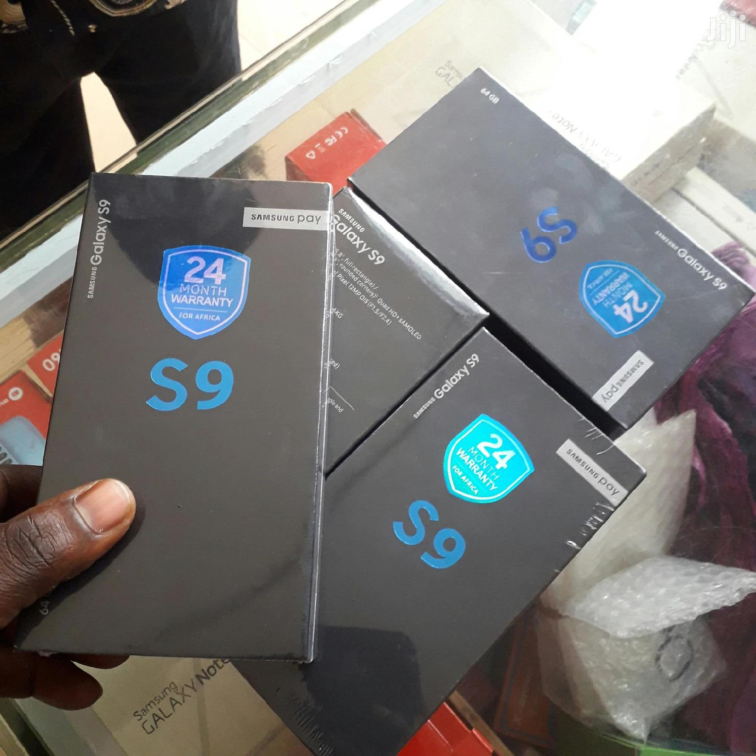 New Samsung Galaxy S9 64 GB Black | Mobile Phones for sale in Madina, Greater Accra, Ghana