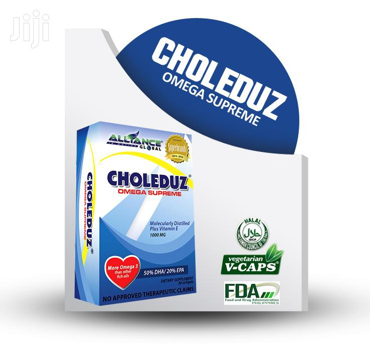 Choleduz. FDA Approved | Vitamins & Supplements for sale in Accra Metropolitan, Greater Accra, Ghana