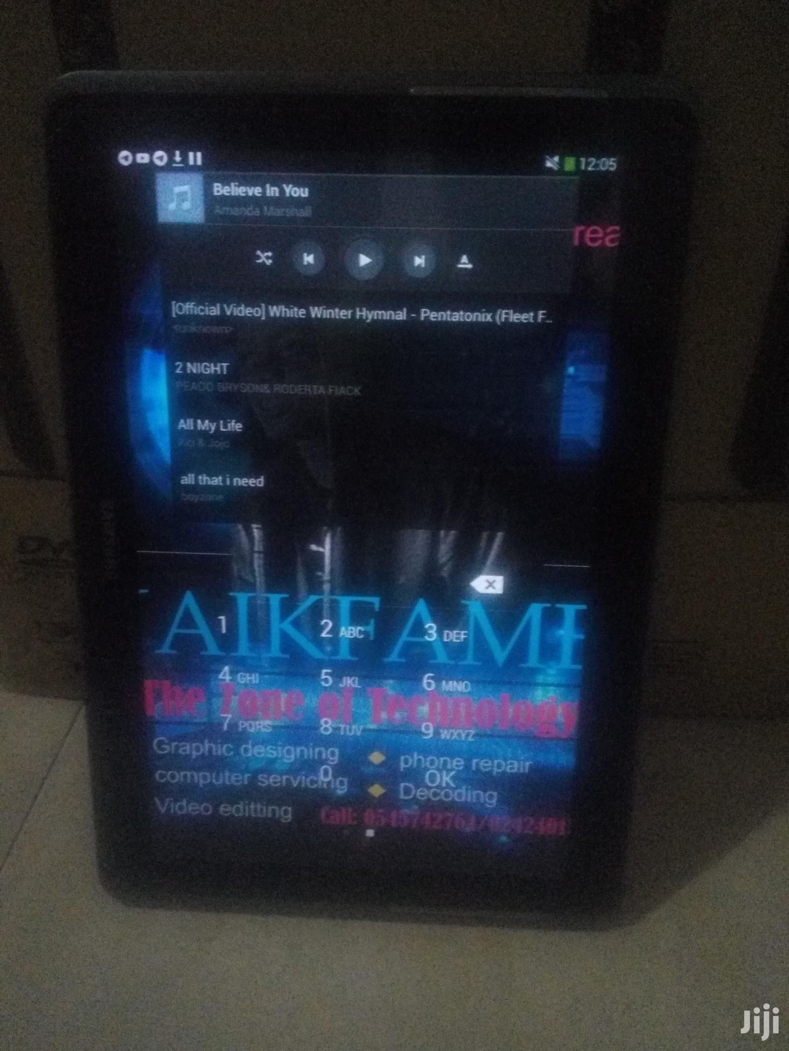 Samsung Galaxy Tab 10.1 16 GB Black | Tablets for sale in Ashaiman Municipal, Greater Accra, Ghana