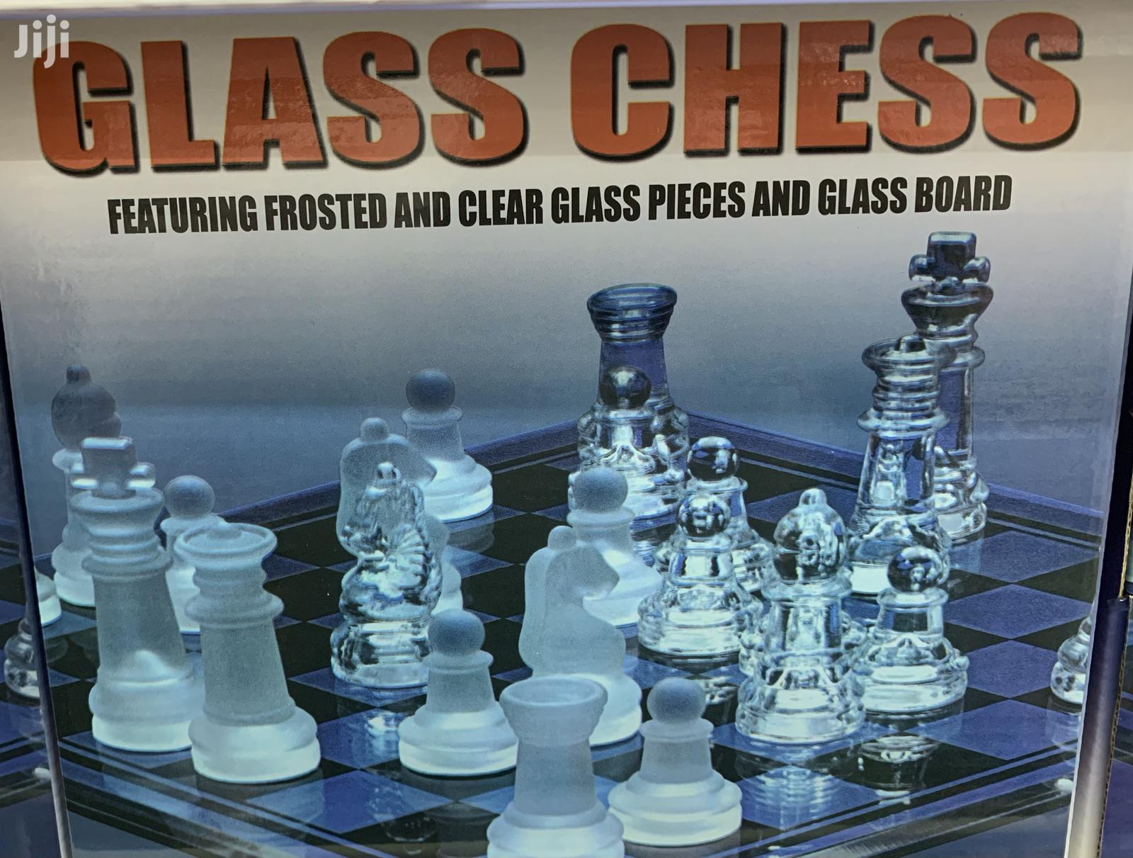 Archive: Glass Chess