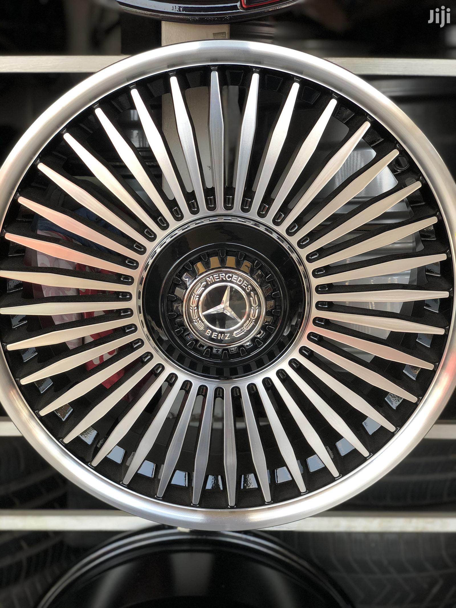 Benz 4matic Rims