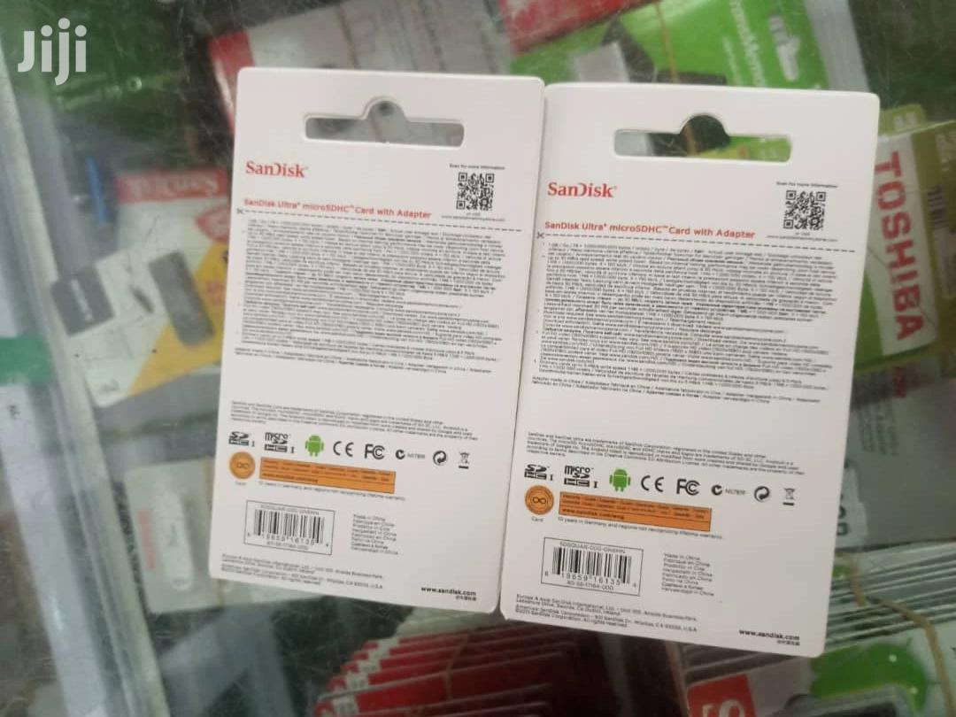 128GB Sandisk SD Card | Accessories for Mobile Phones & Tablets for sale in Dansoman, Greater Accra, Ghana