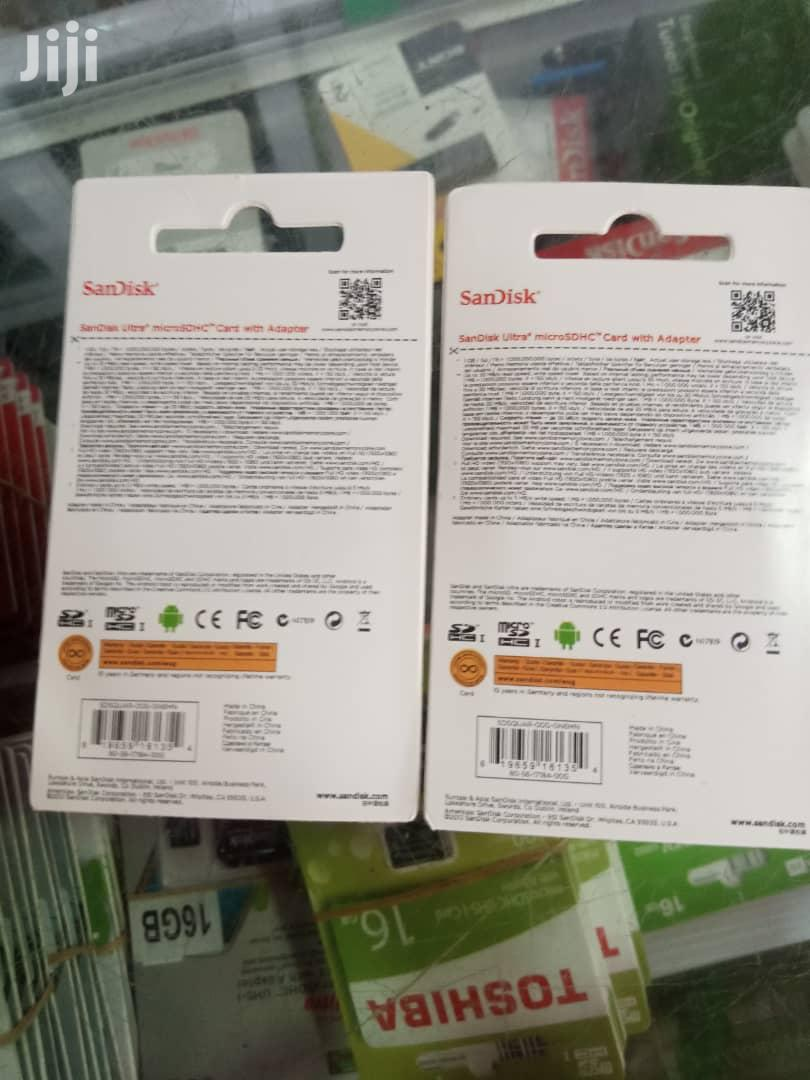64GB Sandisk SD Card | Accessories for Mobile Phones & Tablets for sale in Dansoman, Greater Accra, Ghana