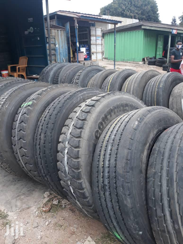 Truck Tyres All Seizes | Vehicle Parts & Accessories for sale in East Legon, Greater Accra, Ghana