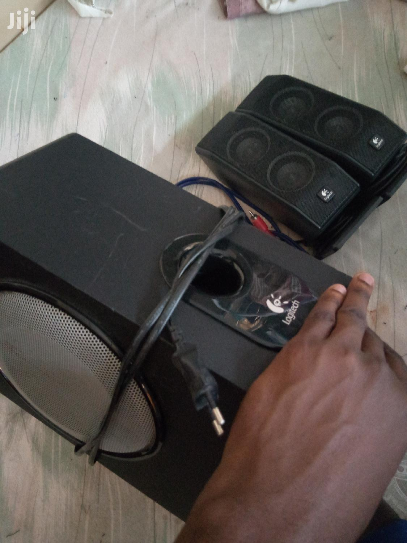 Logitech Hoofer & Speakers   Audio & Music Equipment for sale in Kumasi Metropolitan, Ashanti, Ghana