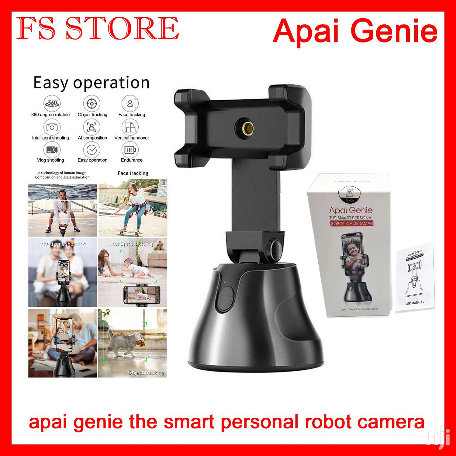 Apai Genie 360° Autorotation Phone Holder | Accessories for Mobile Phones & Tablets for sale in Accra Metropolitan, Greater Accra, Ghana