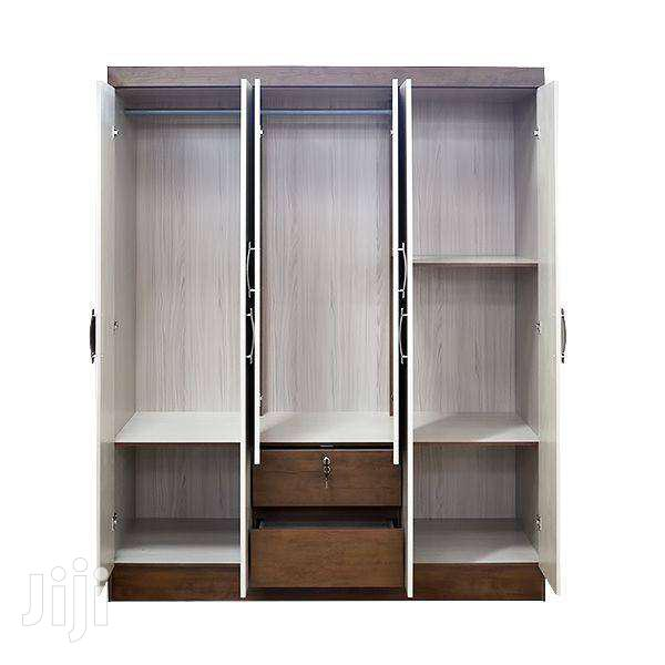 WARDROBE 6 DOOR 2 DRAWERS 0% | Furniture for sale in Adenta Municipal, Greater Accra, Ghana